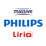 PHILIPS / Massive / Lirio