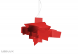FOSCARINI BIG BANG Sospensione XL Red 1510072 63