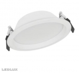 Osram LEDVANCE DOWNLIGHT DL ALU 14W/3000K IP44 WT