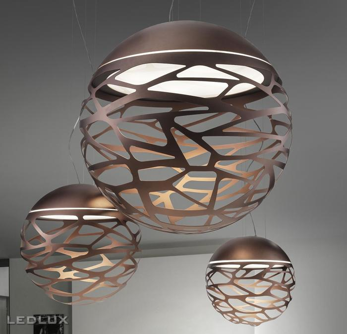 LODES KELLY Small Sphere 40 Sospensione Bronze 141250