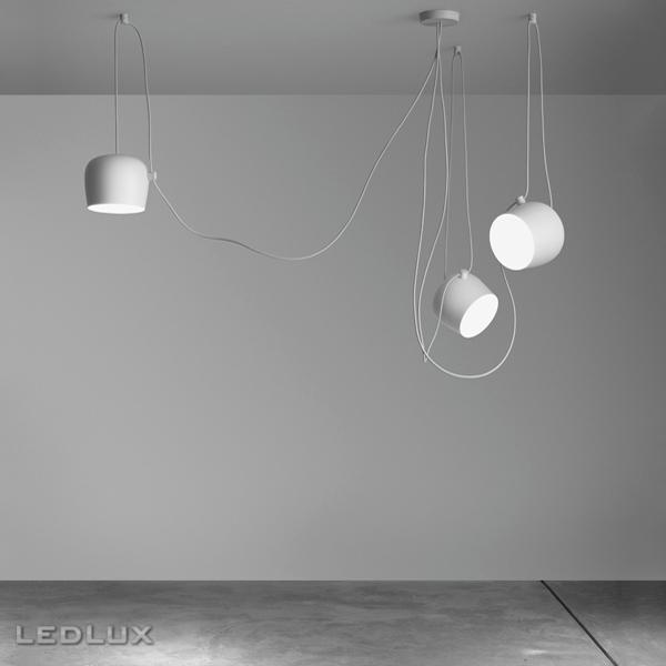 FLOS Aim 3 LED White