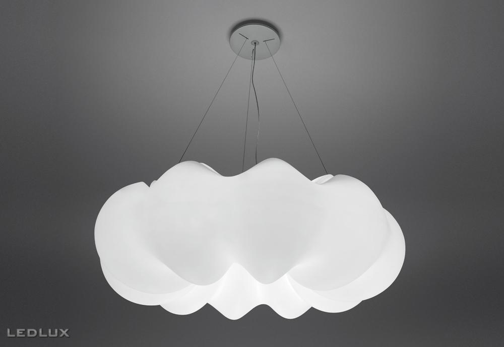 interi rov svietidl z vesn artemide nuboli 1708010a svietidl ledlux led lustre. Black Bedroom Furniture Sets. Home Design Ideas