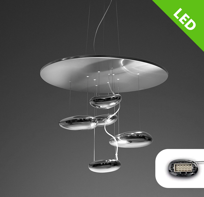 ARTEMIDE MERCURY MINI LED Sospensione 1477110A
