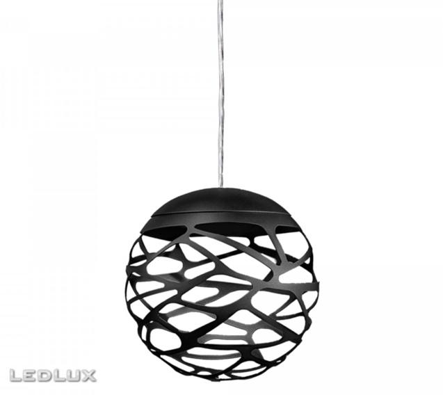 SID KELLY CLUSTER Sphere Sospensione Black 147015