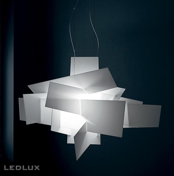 FOSCARINI BIG BANG Sospensione White 151007 10