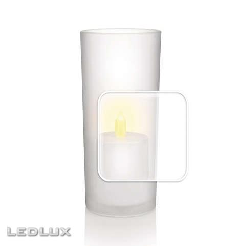 PHILIPS CandleLights 3L Set 69108/60/PH Clear
