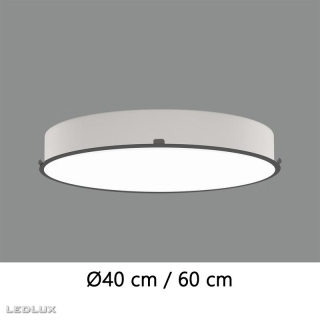 ACB Isia LED BLACK recessed