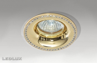 AZZARDO Adamo DIAMOND AZ2740 gold