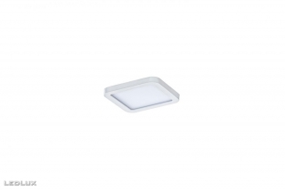 AZZARDO Slim 9 square AZ2830 white IP44 3000 K