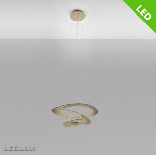 ARTEMIDE PIRCE MICRO LED Gold Sospensione 1249020A