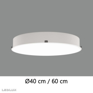 ACB Isia LED WHITE recessed