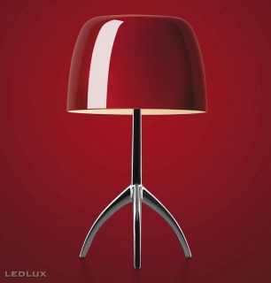 FOSCARINI Lumiere Cherry Red