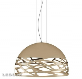 STUDIO ITALIA DESIGN KELLY Medium Dome 60 Sospensione Champagne 141020