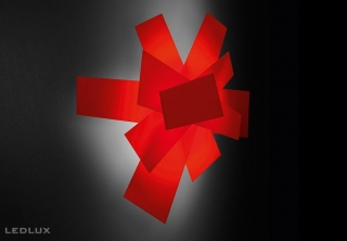 FOSCARINI BIG BANG Soffitto Red 151005 63