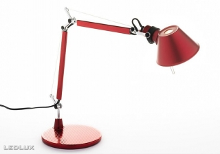 ARTEMIDE TOLOMEO MICRO Metal red A011810