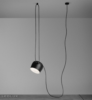 FLOS Aim LED F0090030 Black