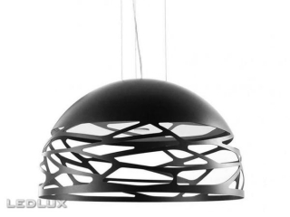 STUDIO ITALIA DESIGN KELLY Medium Dome 60 Sospensione Black 141018