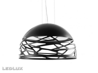 STUDIO ITALIA DESIGN KELLY Small Dome 50 Sospensione Black 141016