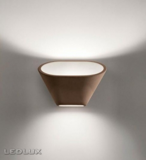 FOSCARINI APLOMB Parete 195005L 52 Brown
