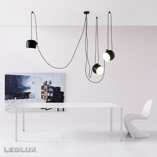 FLOS Aim 3 LED Black