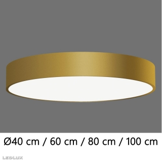 ACB Isia LED GOLD ceiling