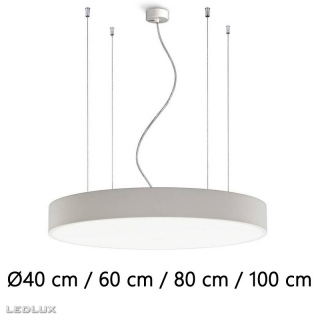 ACB Isia LED WHITE pendant
