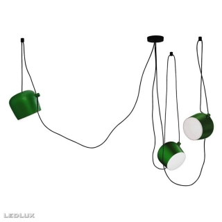 FLOS Aim 3 LED Ivy anodized